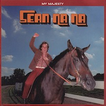 Sean Na Na My Majesty CD