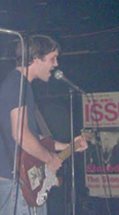 The Good Life's Tim Kasher, November 2000, Sokol Underground