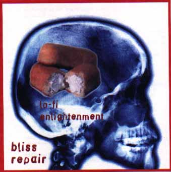 Bliss Repair CD art